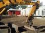 Baustelle Jugendherberge 2012