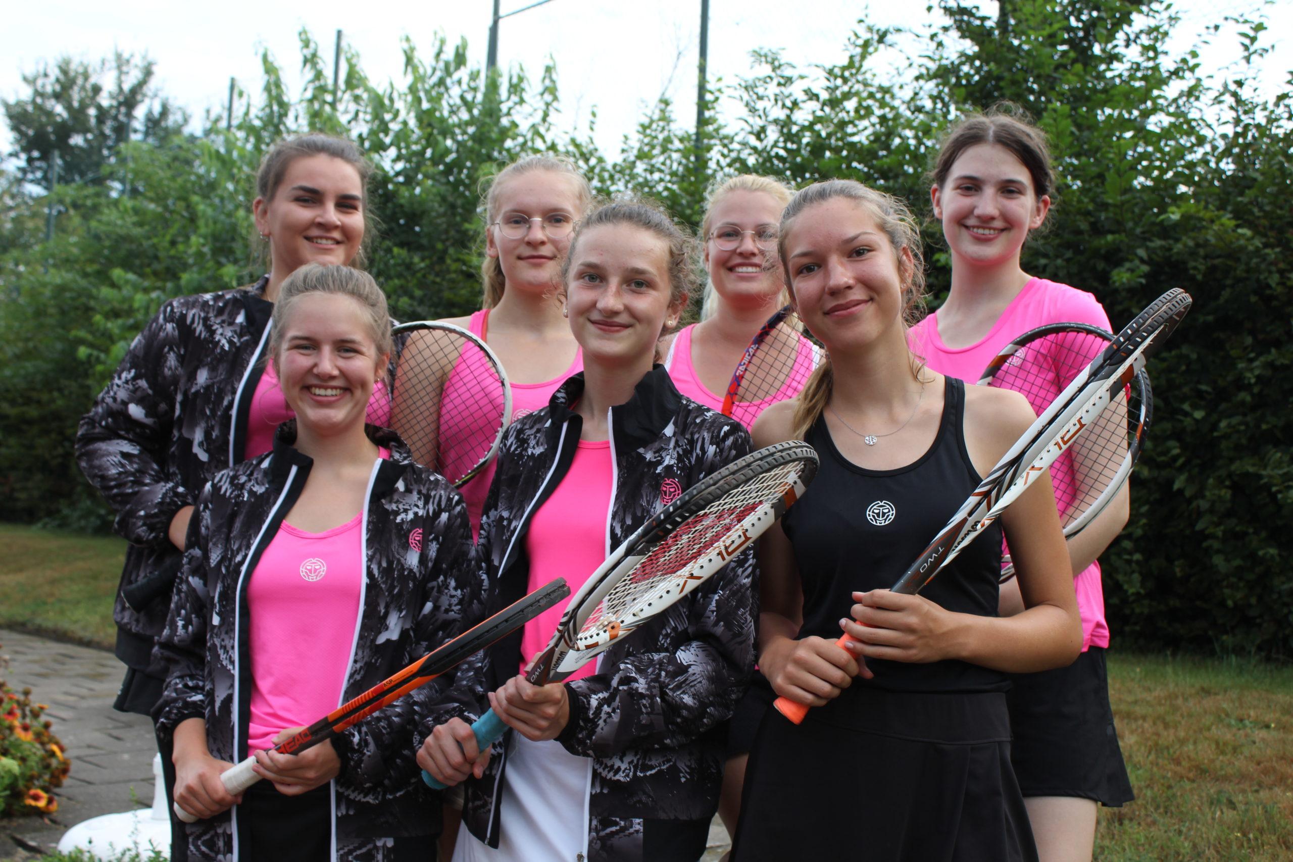 Mannschaft 1. Damen 2020
